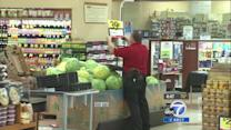 California drought driving up food prices