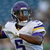 Teddy Bridgewater back at practice Tuesday, sleeper fantasy potential for 2016