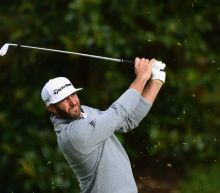 Dustin Johnson's won the Genesis Open with TaylorMade