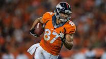 Eric Decker's Top NFL memories