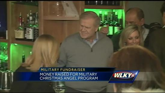 Christmas Angel program raises money to help military families