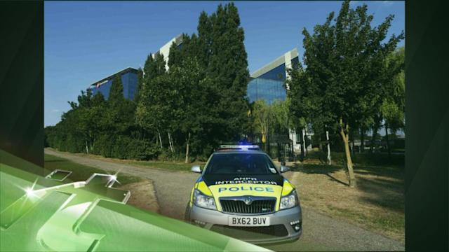 Latest Business News: Chinese Police Visit AstraZeneca, Question One Employee