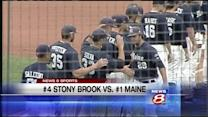 UMaine baseball team wins tournament opener