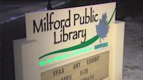 Concerns about suspicious man at Milford Public Library