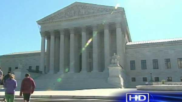 High court gay marriage decisions due today