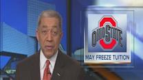 Noon: OSU recommends tuition freeze