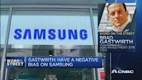 Not bullish on Samsung Electronics: Expert