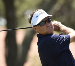 Love hit for saying U.S. Ryder side 'best golf team maybe ever'