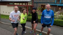I was given three months to live – two years later, I'm running the London Marathon