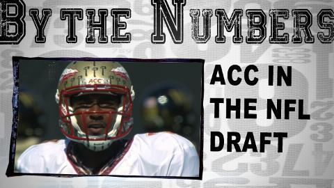 By the Numbers: 2013 NFL Draft