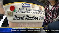 USS Midway Museum hosts Pearl Harbor ceremony