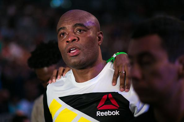 Anderson Silva reveals why he wants to challenge Conor McGregor