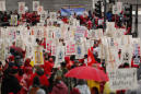 Lack of school nurses puts Los Angeles students at risk, striking teachers say