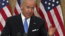 """Biden: """"Something good will come out of everything bad"""""""