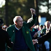 Arnold Palmer Earned Close to $1 Billion During His Career