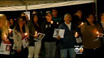 Candlelight Vigil Held For Missing Laguna Hills Woman, 27