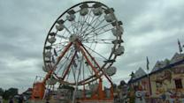 2 Children Plummet to the Ground When They Fall Out of a Ferris Wheel