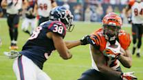 RADIO: Jeremy Hill on Bengals finding their stride
