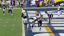 San Diego Chargers safety Marcus Gilchrist seals win with pick