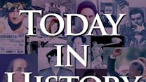 Today in History for Thursday, February 14th