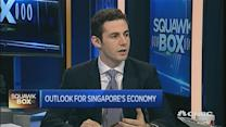 An encouraging Q1 GDP print for Singapore: HSBC
