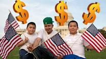 Federal benefits key to immigration reform