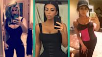 8 Celebrities Who Waist Train