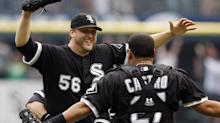 Mark Buehrle's No. 56 will be retired by White Sox