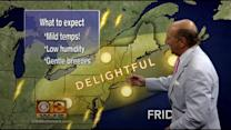 Marty Bass Has Your Friday Morning Forecast