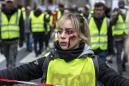 """Gilets jaunes: l'Ordre des médecins saisit la CNIL sur un """"fichage"""" des manifestants"""