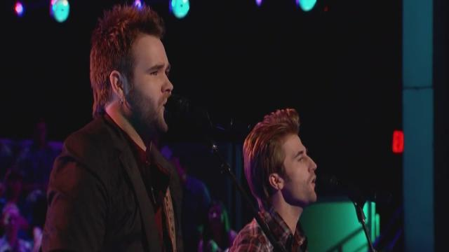 Swon Brothers performance on The Voice