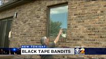 Black Tape Bandits: Burglars Track Victims With Simple Trick
