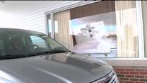 Michigan funeral home offers drive-thru viewing