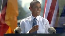 President Obama renews calls for nuclear reductions