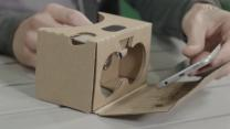 Google sends kids on virtual field trips with Cardboard