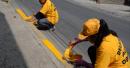 Delegación Álvaro Obregón gasta 165 millones de pesos para pintar de amarillo sus pueblos