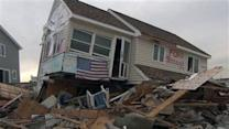 Jersey Shore Residents Return: 'It's Devastating'