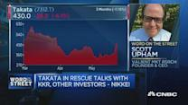Here's why Takata's outlook looks bleak