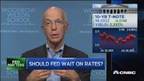 China impacts Fed decision very little: Fmr. Fed chairman