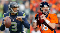 Super Bowl XLVIII: Seattle Seahawks vs. Denver Broncos - Head-to-Head