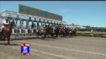 Del Mar Racetrack Attracts All Kinds For Opening Day
