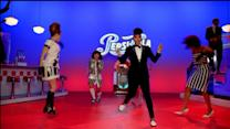 Super Bowl Ad: Pepsi Dances Through History