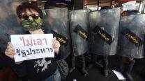 Thai military to face the media as opposition simmers