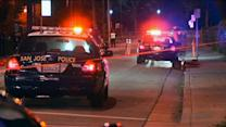 Hit-and-run driver strikes San Jose police officer