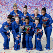 Team USA will send a record number of women to the Rio Olympics