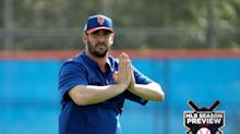 MLB season preview: Mets pitchers are healthy and expectations are sky high