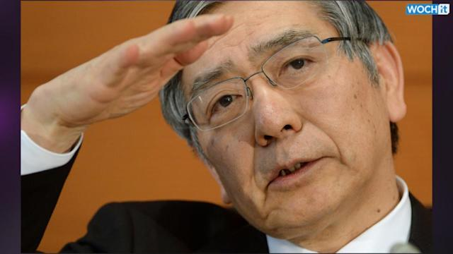 Bank Of Japan Holds Firm