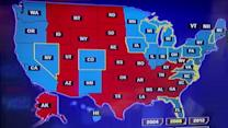 What states do Obama, Romney need to win?
