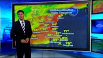 WBZ AccuWeather Afternoon Forecast For July 22
