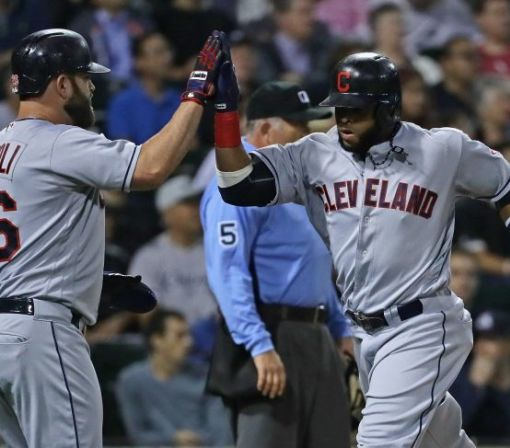 Indians overcome odds to clinch first AL Central title since 2007